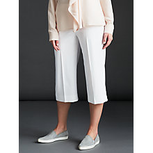 Buy Modern Rarity Culottes, White Online at johnlewis.com
