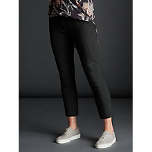 Buy Modern Rarity Sharp Cigarette Trousers, Dark Grey Online at johnlewis.com