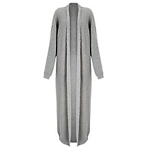 Buy Modern Rarity Longline Cardigan, Grey Online at johnlewis.com