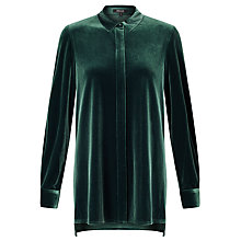 Buy Bruce by Bruce Oldfield Velvet Shirt Online at johnlewis.com