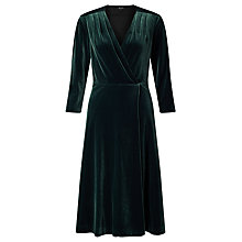 Buy Bruce by Bruce Oldfield Velvet Dress Online at johnlewis.com