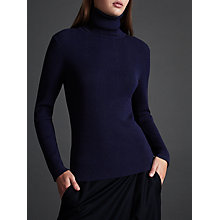 Buy Modern Rarity Asymmetric Roll Neck Jumper Online at johnlewis.com