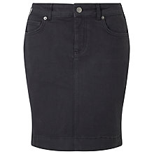 Buy Collection WEEKEND by John Lewis Denim Twill Short Skirt Online at johnlewis.com