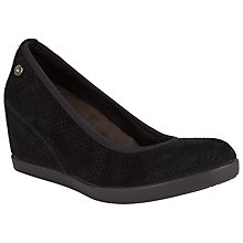 Buy John Lewis Designed for Comfort Huia Wedge Heeled Court Shoes Online at johnlewis.com