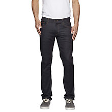 Buy Hilfiger Denim Original Straight Ryan Jeans, Rinse Comfort Online at johnlewis.com
