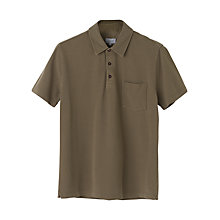 Buy Jigsaw Pique Polo Shirt Online at johnlewis.com