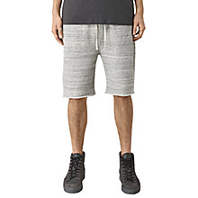 Buy AllSaints Trema Marl Sweat Shorts Online at johnlewis.com