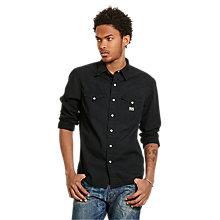 Buy Denim & Supply Ralph Lauren Cowboy Slim Fit Shirt Online at johnlewis.com