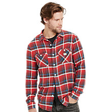 Buy Denim & Supply Ralph Lauren Check Shirt, Warwick Online at johnlewis.com