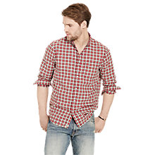 Buy Denim & Supply Ralph Lauren Douza Check Shirt, Fairline Online at johnlewis.com