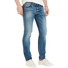 Buy Denim & Supply Ralph Lauren Slim Fit Jeans, Carlsson Online at johnlewis.com