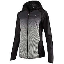 Buy Puma Packable Hooded Women's Running Jacket, Black Online at johnlewis.com