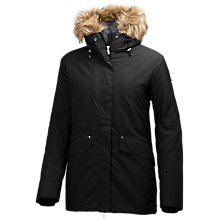 Buy Helly Hansen Eira Waterproof Insulated Women's Jacket, Black Online at johnlewis.com