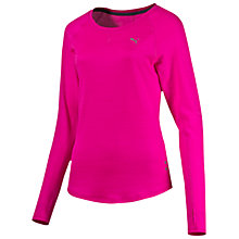 Buy Puma Rebel-Run Long Sleeve Running Top Online at johnlewis.com