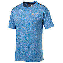 Buy Puma Active Training Bonded Tech T-Shirt, Blue Online at johnlewis.com
