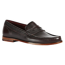 Buy Ted Baker Mickie 2 Moccasin Loafers Online at johnlewis.com