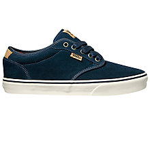 Buy Vans Atwood Suede Lace-Up Trainers Online at johnlewis.com