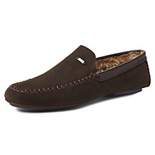 Buy Ted Baker Morris Moccasin Slippers Online at johnlewis.com