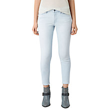 Buy AllSaints Washed Mast Jean, Bleach Online at johnlewis.com
