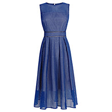 Buy Coast Marie-Anne Panelled Dress, Blue Online at johnlewis.com