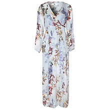 Buy True Decadence Printed Maxi Dress, Dusty Lilac Online at johnlewis.com
