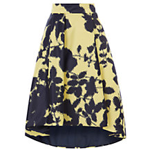 Buy Coast Zainy Printed High Low Skirt, Multi Online at johnlewis.com