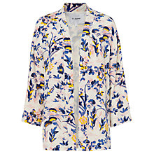 Buy L.K. Bennett Silk Nancy Printed Jacket, Multi Online at johnlewis.com