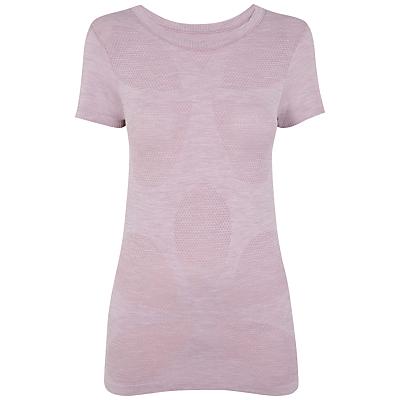 Manuka Seamless Top, Pink