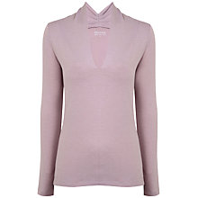 Buy Manuka Solstice Top, Pink Online at johnlewis.com