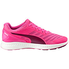 Buy Puma Ignite V2 Women's Running Shoes, Purple/Pink Online at johnlewis.com