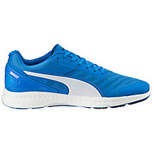 Buy Puma Ignite V2 Men's Running Shoes, Blue/White Online at johnlewis.com
