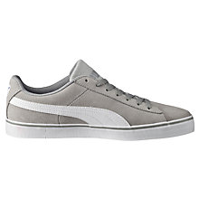 Buy Puma 1948 Vulc Men's Trainers, Grey Online at johnlewis.com