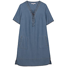Buy Gerad Darel Jean Robe Dress, Blue Online at johnlewis.com