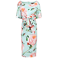 Buy Jolie Moi Floral Print Kimono Dress Online at johnlewis.com