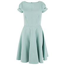 Buy Closet Cap Sleeve Skater Dress, Mint Online at johnlewis.com