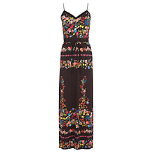 Buy Oasis Cuba Cami Maxi Dress, Multi Online at johnlewis.com