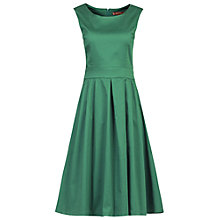 Buy Jolie Moi Plain 50s Pleat Dress Online at johnlewis.com