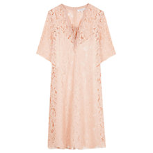 Buy Gerard Darel Cadran Dress, Nude Online at johnlewis.com