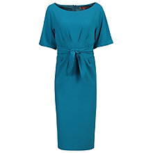 Buy Jolie Moi Short Sleeve Kimono Dress, Teal Online at johnlewis.com