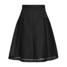 Buy Reiss Amythist Textured Skirt Online at johnlewis.com