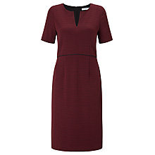 Buy John Lewis Jolie Textured Jersey Dress Online at johnlewis.com