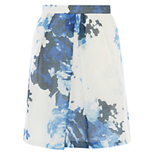 Buy Coast Neema Print A-line Skirt, Ivory Online at johnlewis.com