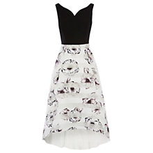 Buy Coast Kaylee Burn Out Floral Dress, Multi Online at johnlewis.com