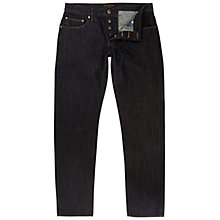 Buy Ted Baker Orston Organic Coton Regular Jeans, Rinse Denim Online at johnlewis.com