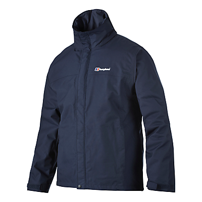 Image of Berghaus RG Alpha Waterproof Jacket, Blue