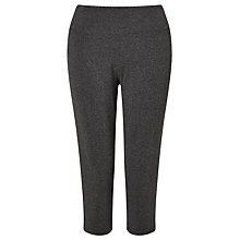 Buy Manuka Awakening Yoga Capris, Black Online at johnlewis.com
