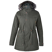 Buy Berghaus Ancroft Waterproof Women's Parka Jacket, Green Online at johnlewis.com