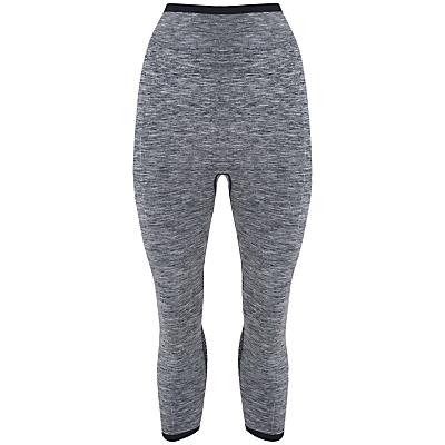 Manuka Awakening Yoga Capris, Grey