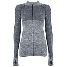 Buy Manuka Striped FZ Jacket, Rock Marl/Black Online at johnlewis.com