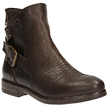 Buy Clarks Sicilly Dove Buckle Ankle Boots Online at johnlewis.com